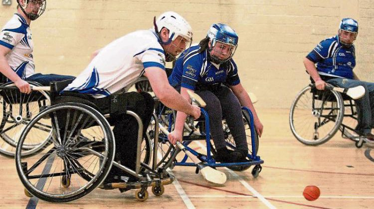 M.Donnelly Interprovincial Wheelchair Hurling League – Round 3