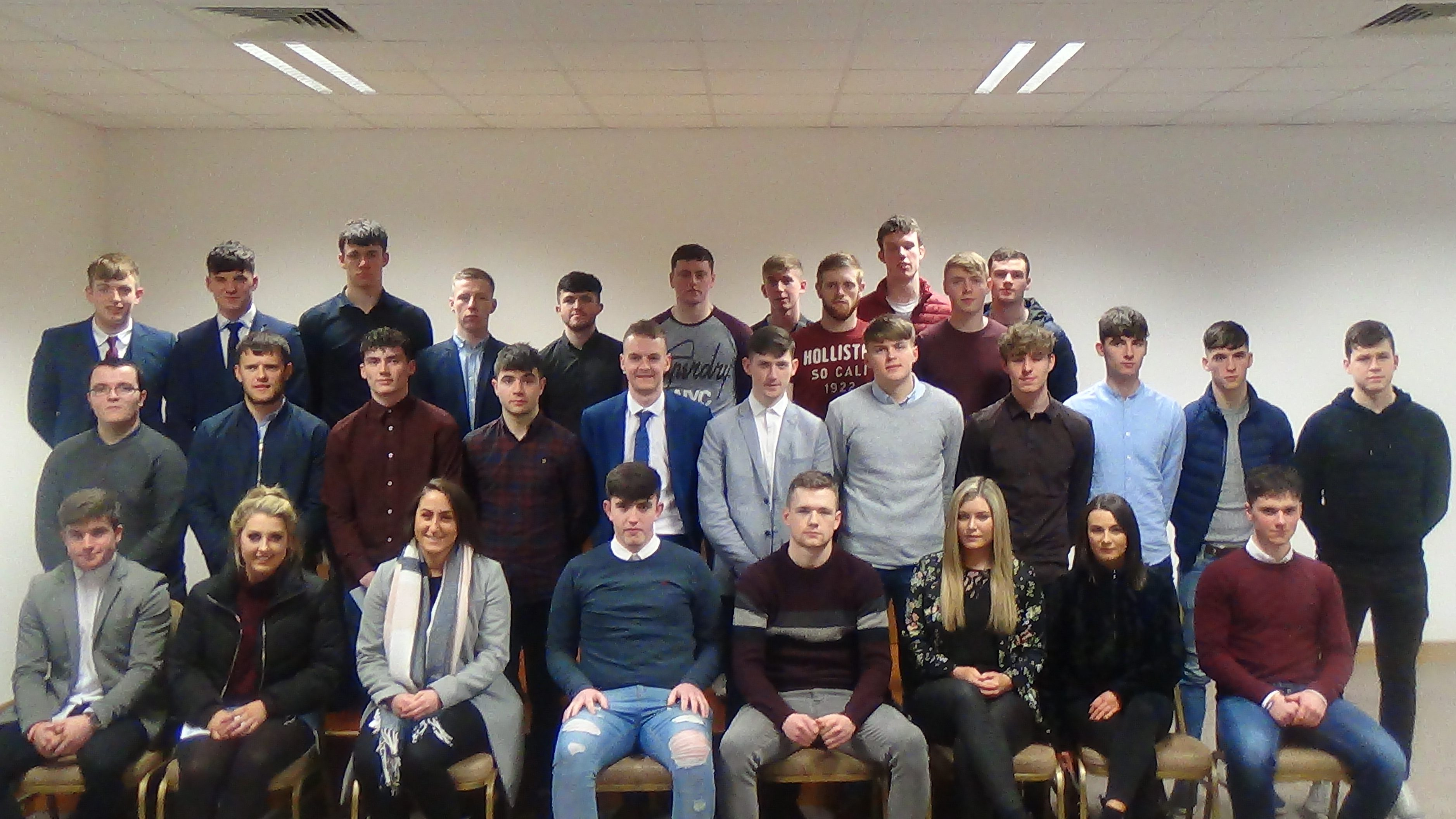 Connacht GAA Student Bursary Awards 2018