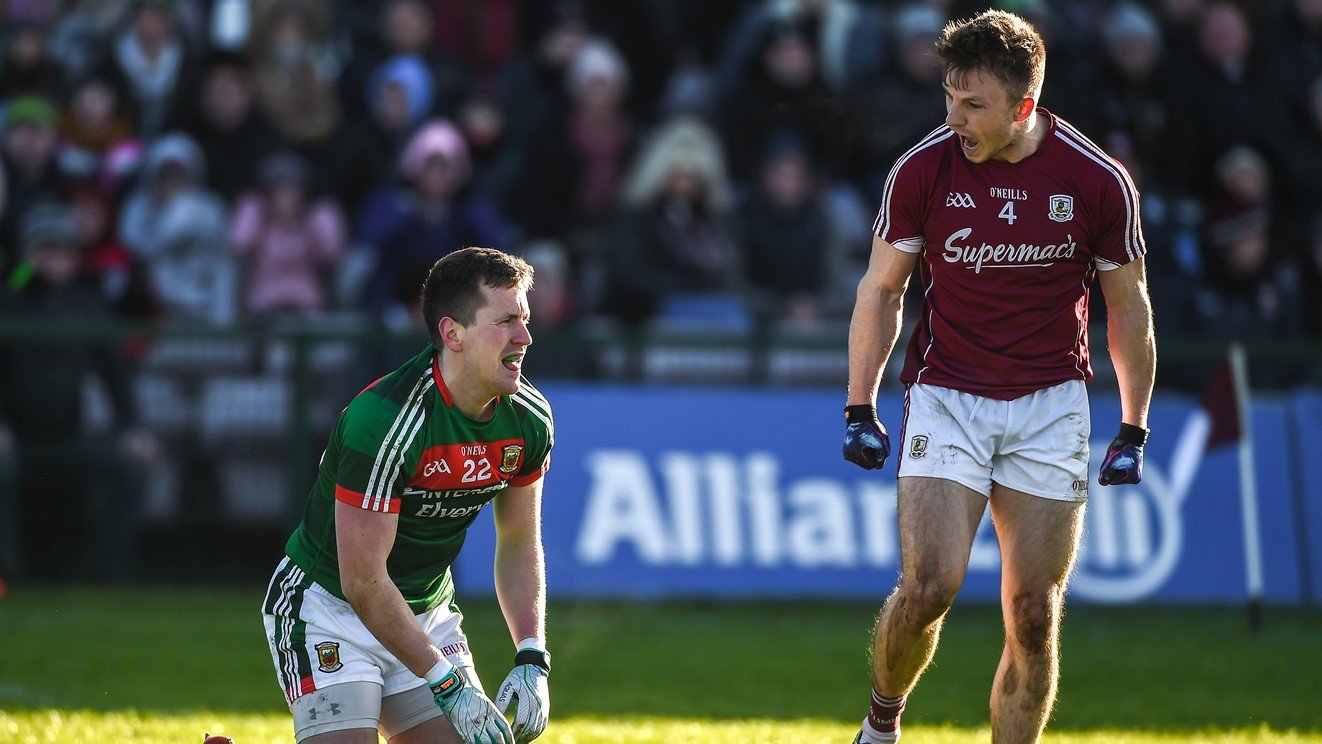 Eoghan Kerin Wants Galway Consistency