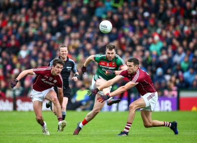 Ticket Details for Mayo V Galway Clash