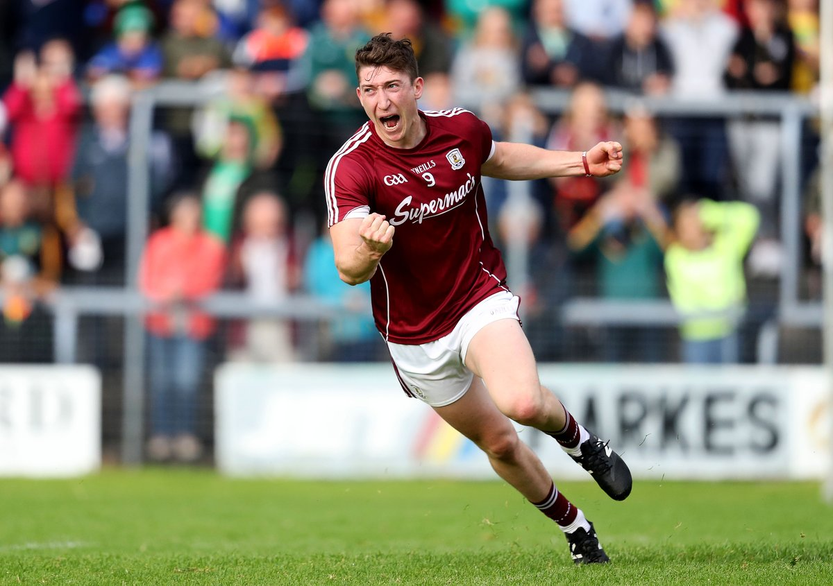 Heaney's Late Strike Gives Galway Victory Over Mayo