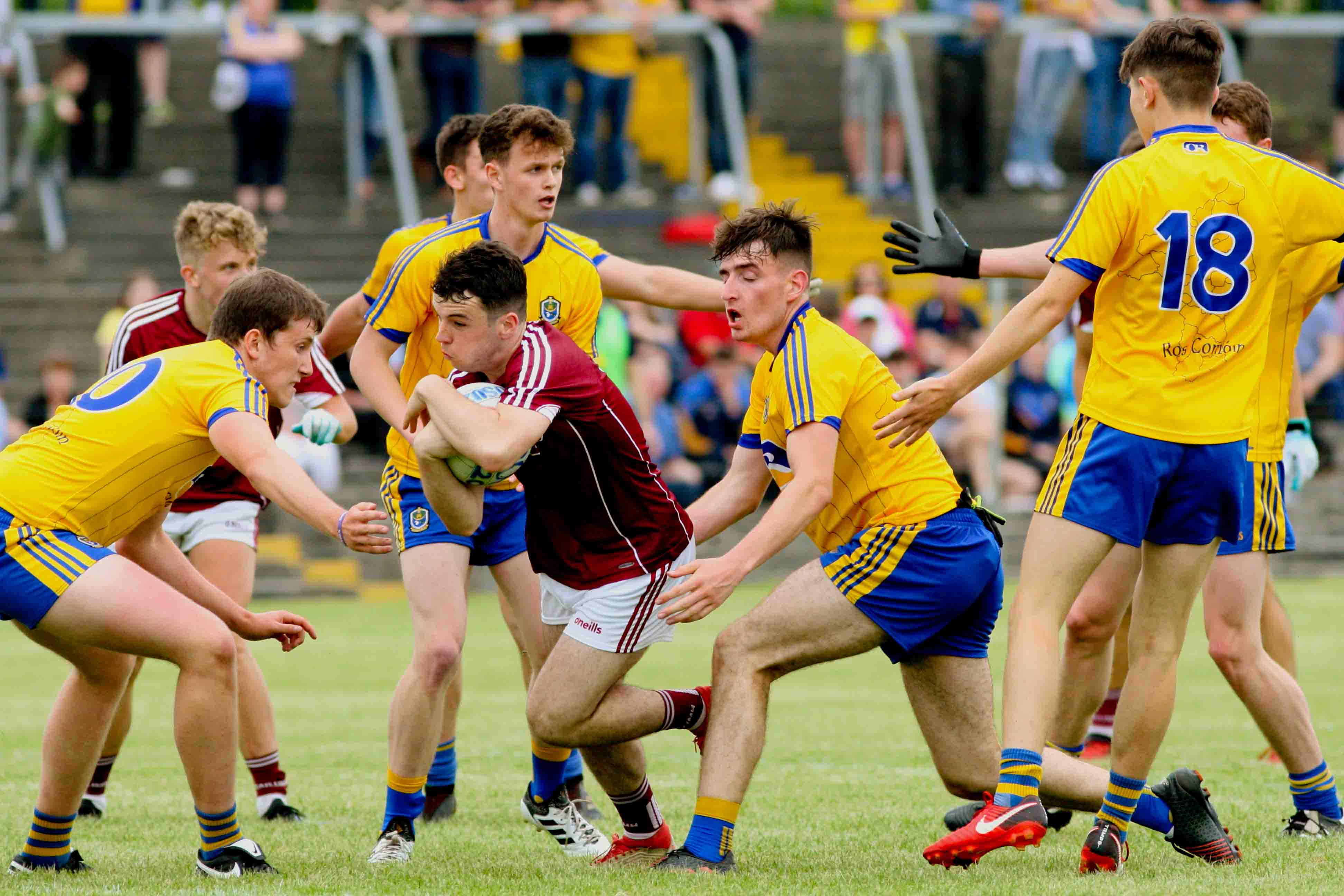 Ruane goal sends Rossies to Connacht U20 Final