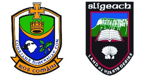 Roscommon and Sligo U20 Teams Announced