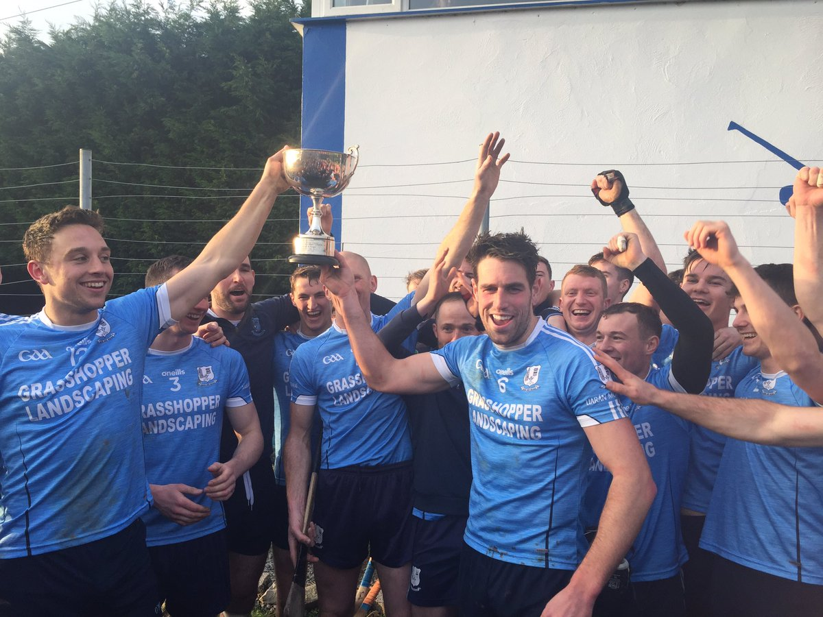 Oranmore Maree Crowned Connacht Intermediate Hurling Champions for 2018
