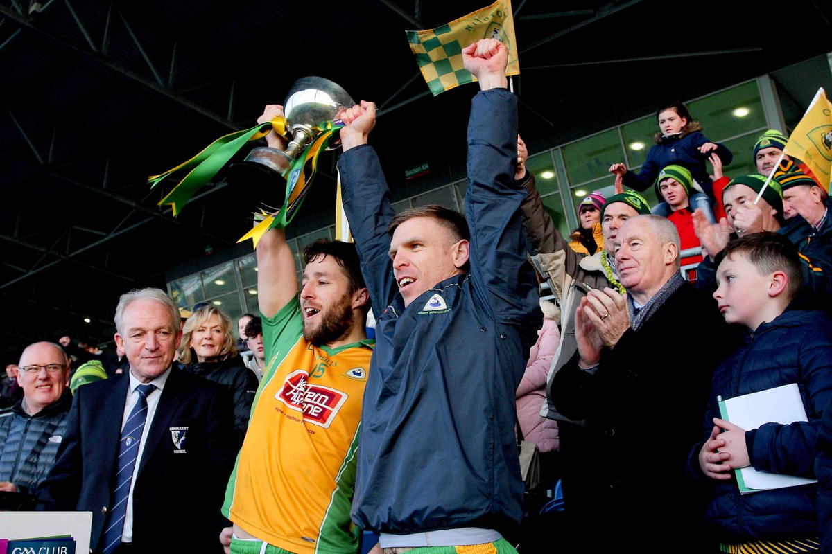 Brilliant Corofin Complete Three-in-a-Row