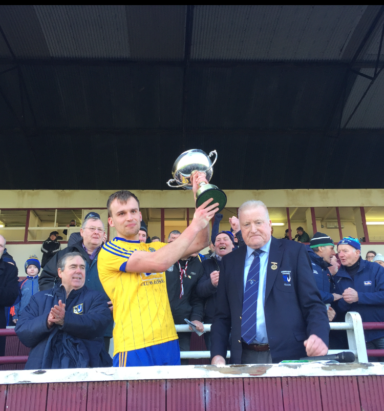 Roscommon Retain FBD Insurance League