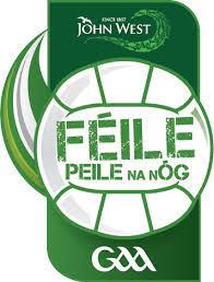 8f348fc2736 Féile Peil na nÓg 2019