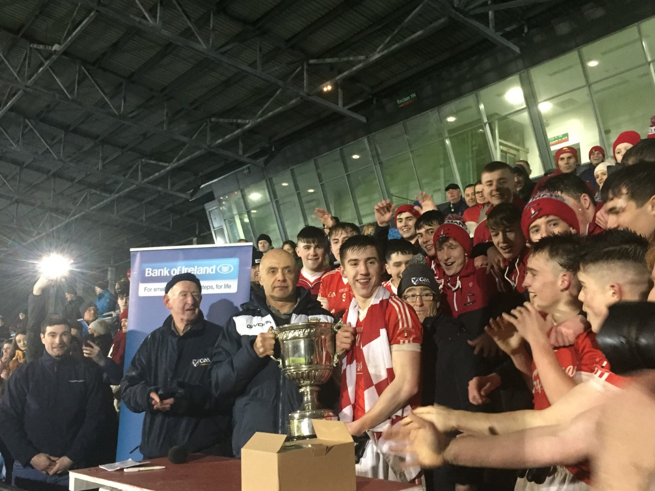 St Colman's Win Cracking Connacht Senior A Colleges Final