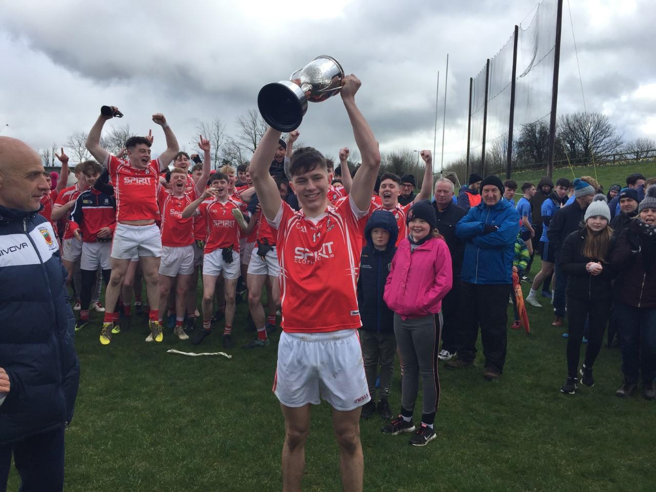 Five-Star Roscommon CBS Win Connacht Colleges B Championship