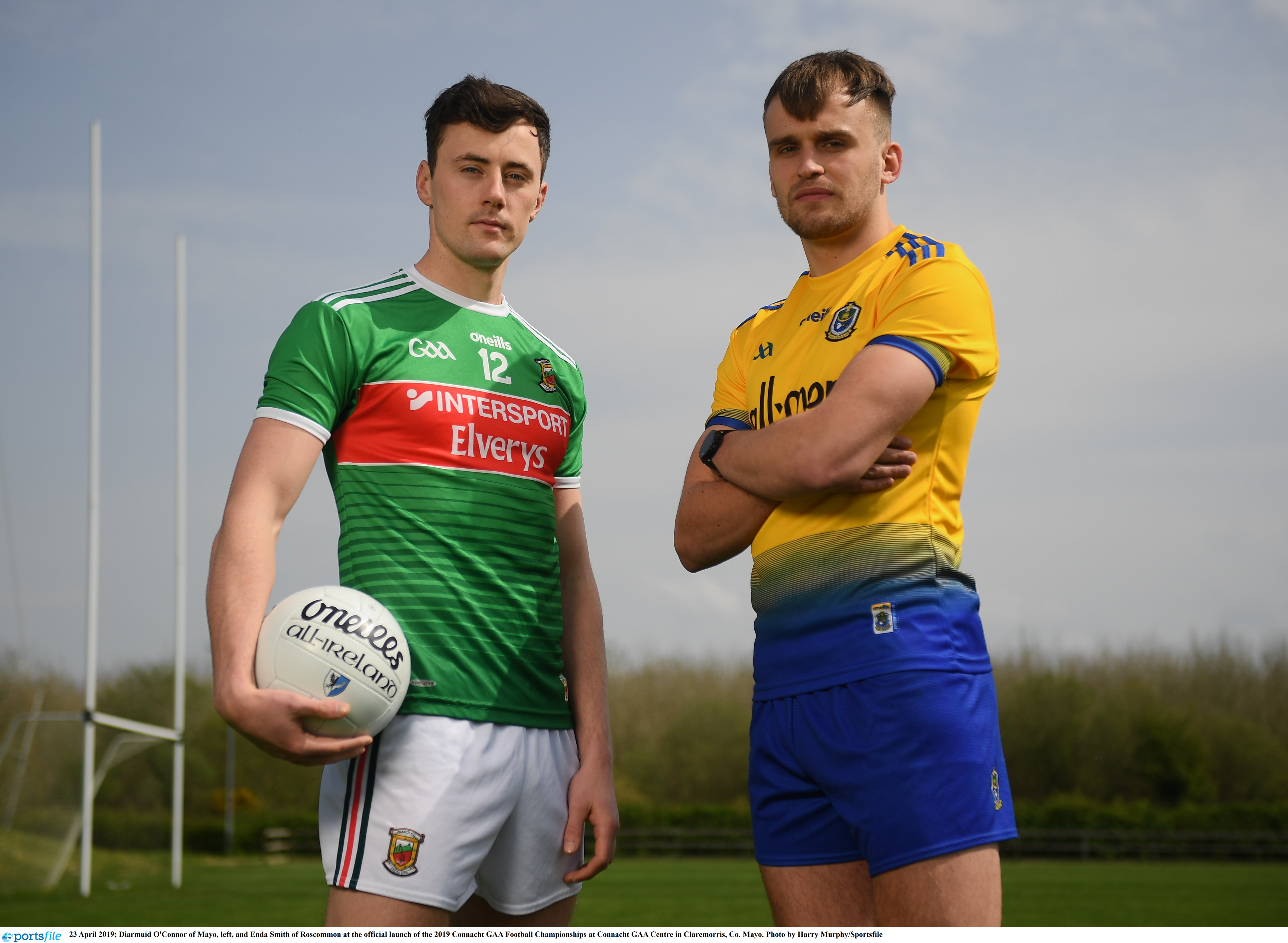 Mayo and Roscommon Teams Announced for Connacht Semi Final