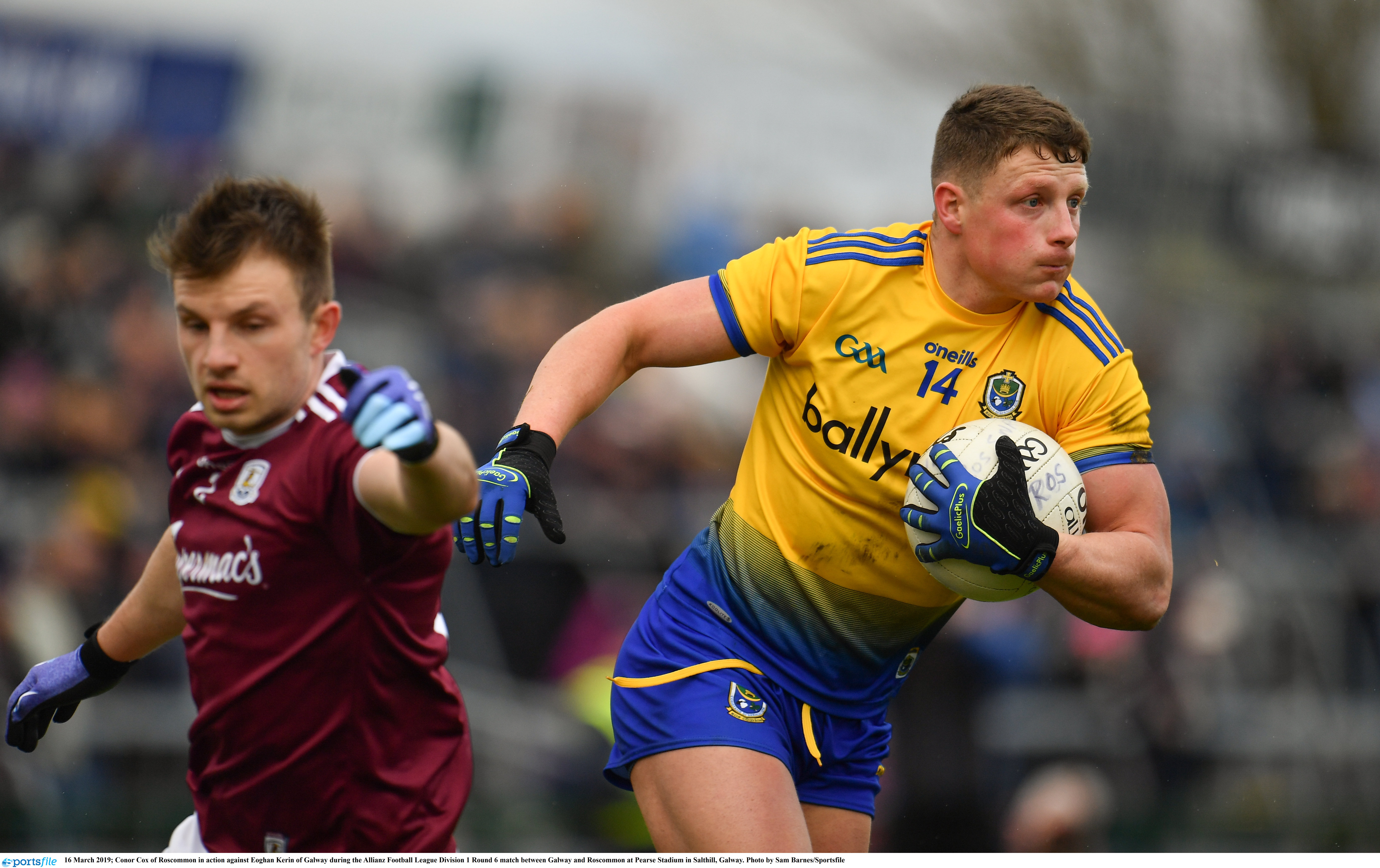 Galway and Roscommon Teams Named for Connacht Final