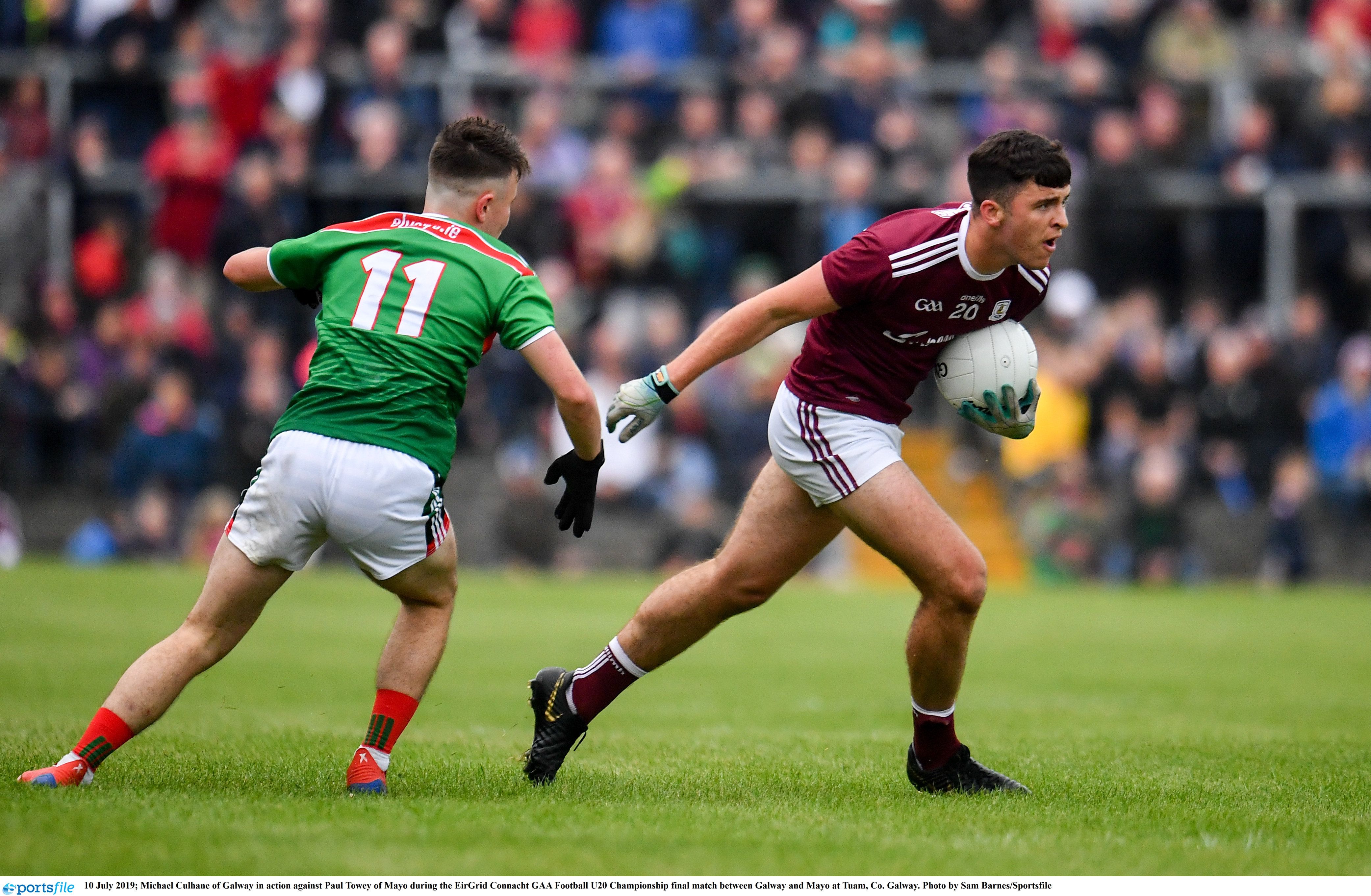 Galway are Connacht Under 20 Champions for 2019