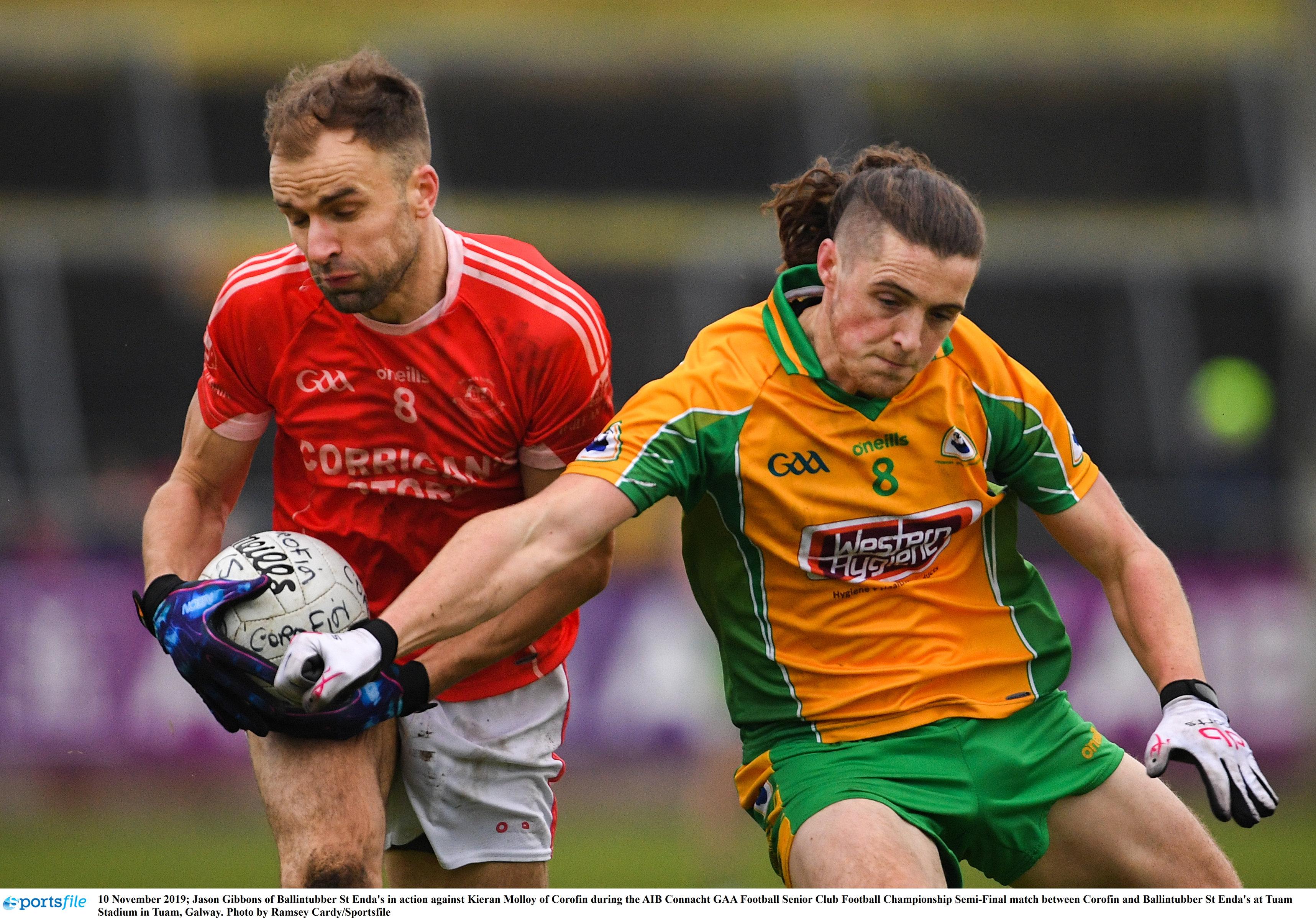 Corofin Hold Off Ballintubber to Reach Connacht Final