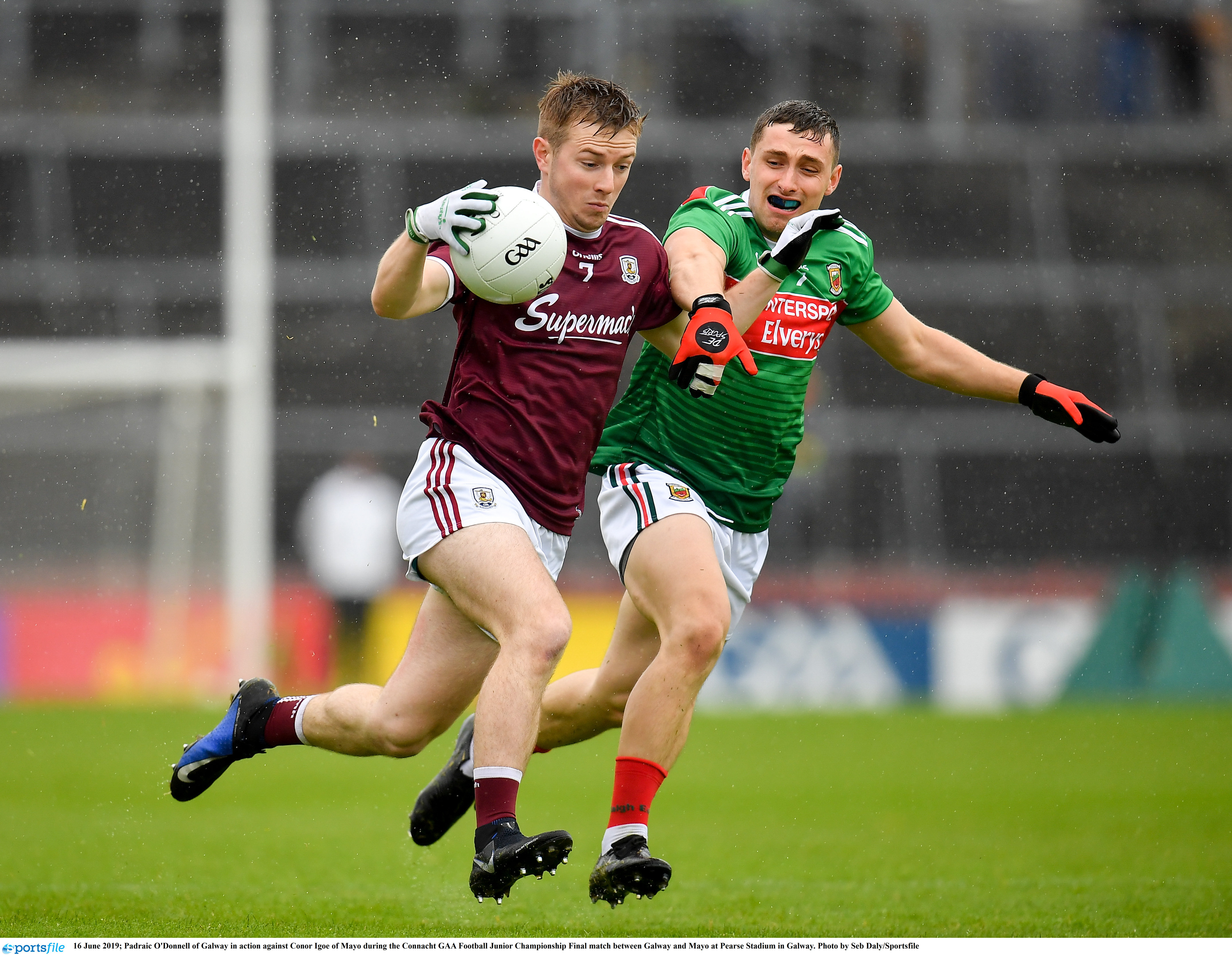 Galway Win Connacht Junior Championship After One Point Win Over Mayo