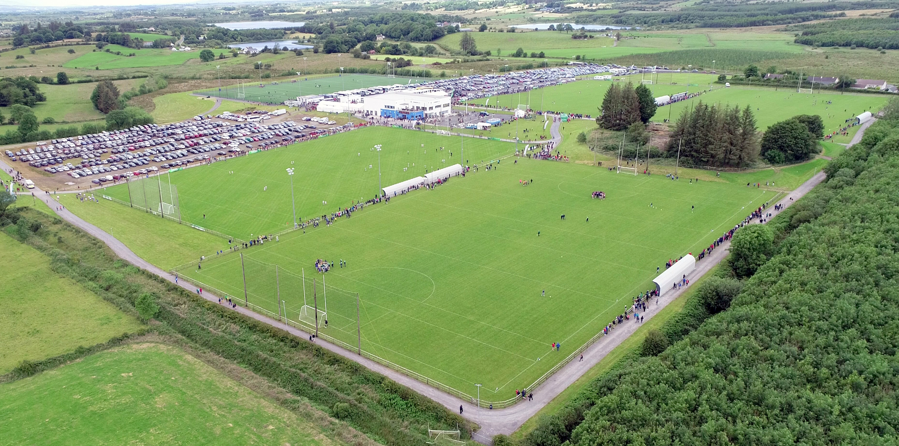 Féile na nÓg 2019 Draws Huge Crowds Across Connacht