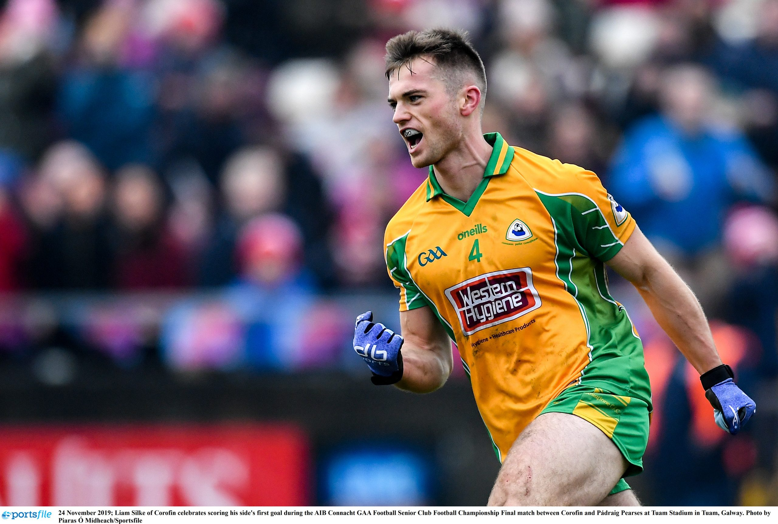 Four in a Row for Corofin!
