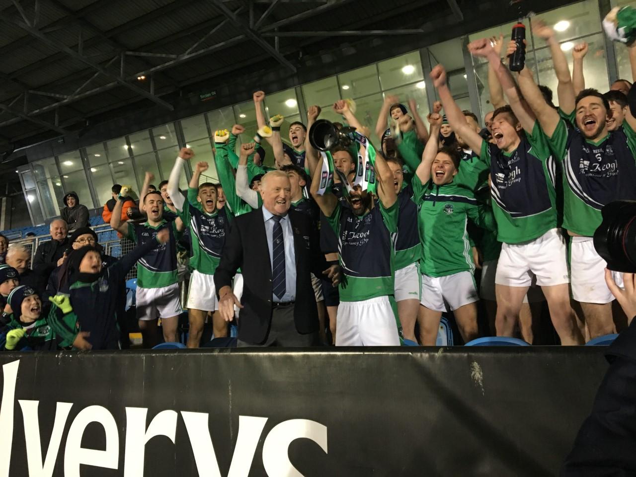 Oughterard are Connacht Intermediate Club Champions 2019!