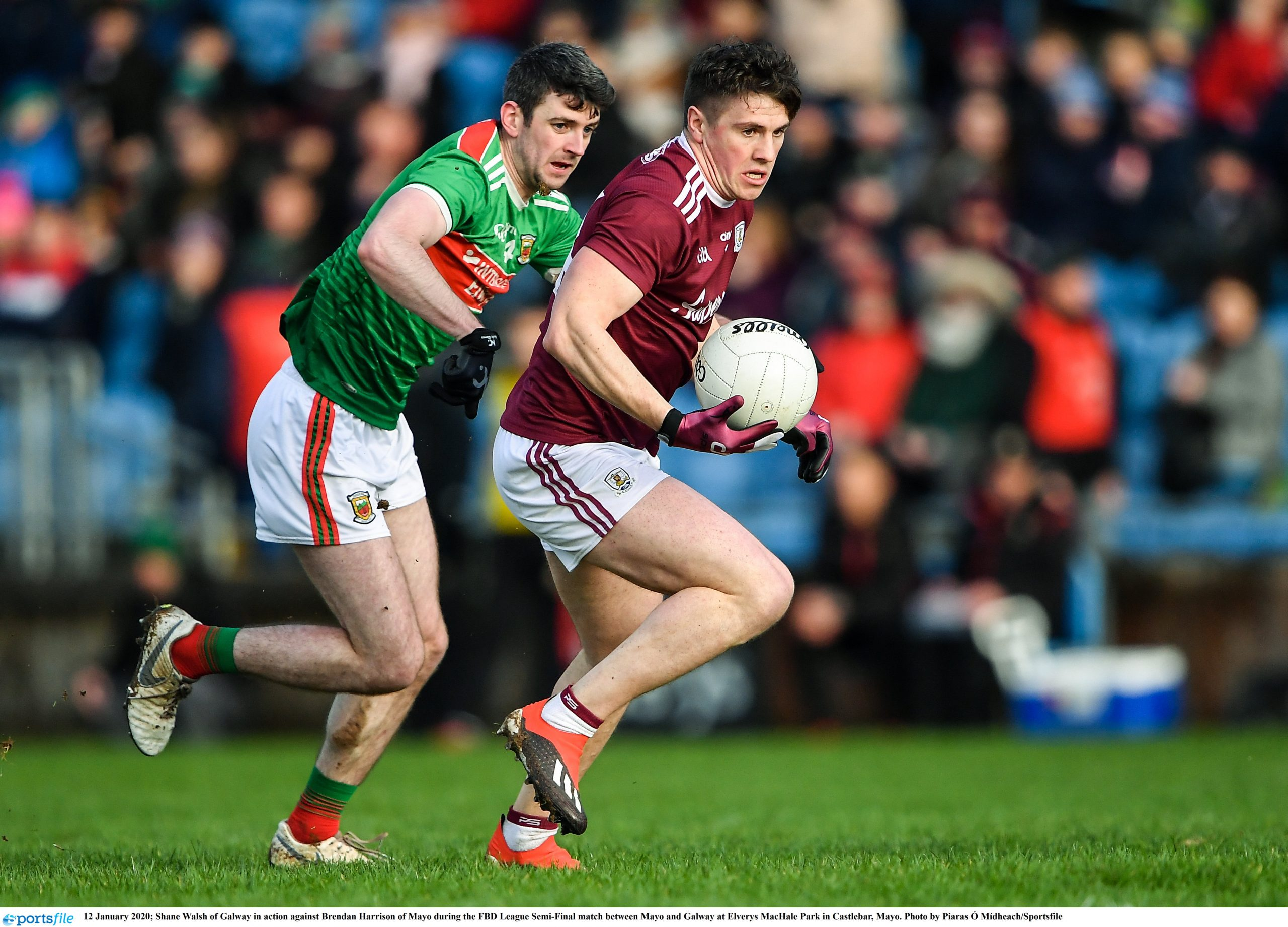 Penalty Drama in Castlebar as Galway Edge out Mayo in FBD Thriller