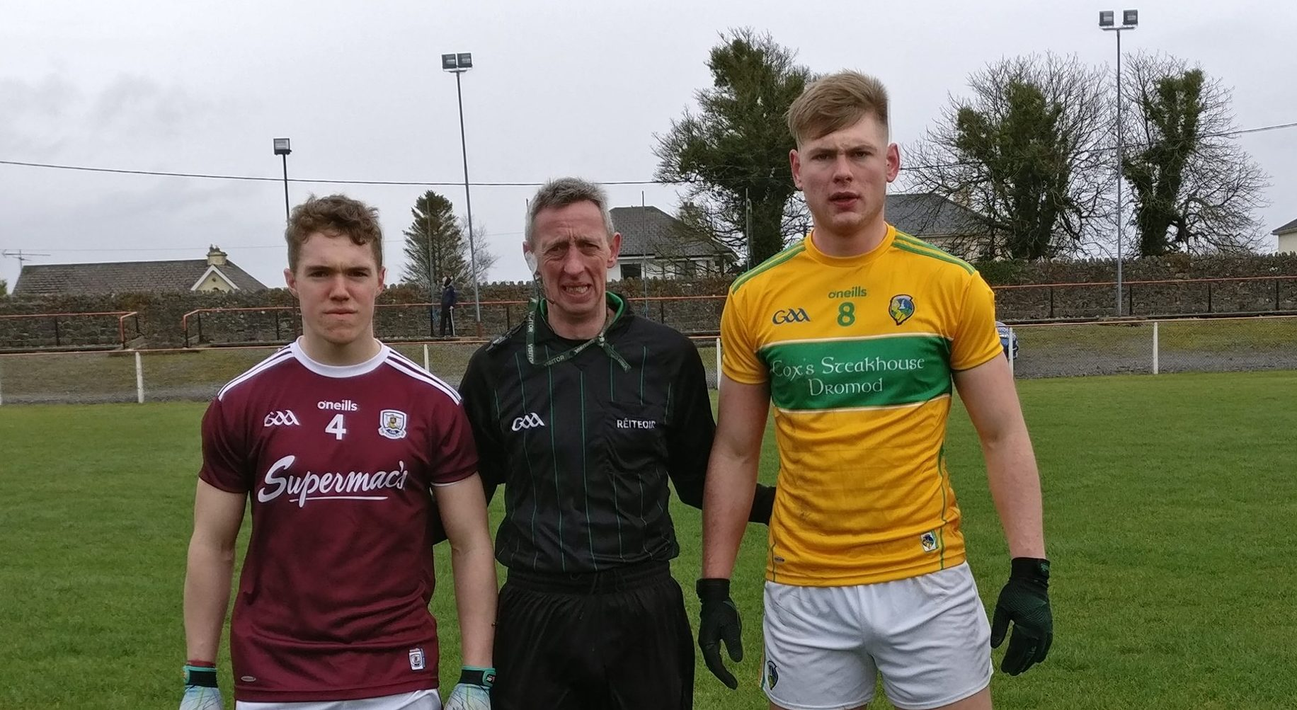 Galway U20s Advance to Connacht Final